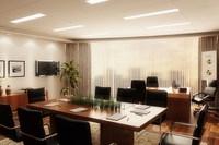 Office 014 3D Model