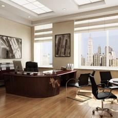 Office 018 3D Model