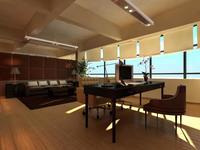 Office 020 3D Model