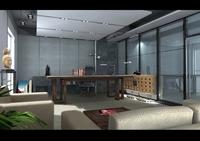 Office 030 3D Model