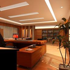Office 031 3D Model
