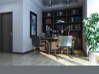 Office 038 3D Model