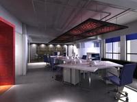 Office 039 3D Model