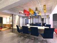 Office 040 3D Model