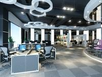 Office 044 3D Model