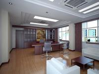 Office 045 3D Model