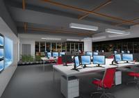 Office 048 3D Model