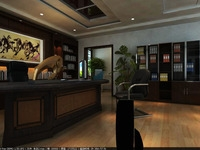 Office 157 3D Model