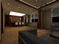 Office 053 3D Model
