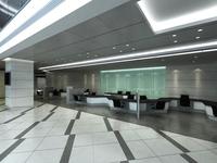 Office 058 3D Model