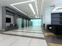 Office 059 3D Model