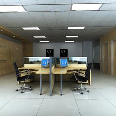Office 060 3D Model