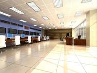 Office 070 3D Model