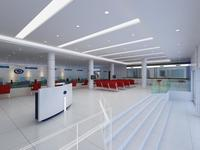 Office 071 3D Model