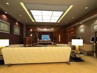 Office 073 3D Model