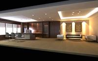 Office 074 3D Model