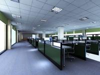 Office 078 3D Model