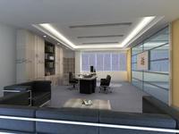 Office 079 3D Model