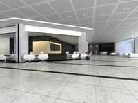 Office 081 3D Model