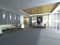 Office 084 3D Model