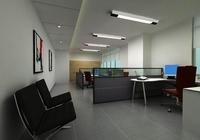 Office 089 3D Model
