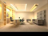 Office 091 3D Model