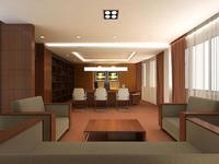 Office 095 3D Model