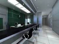 Office 099 3D Model
