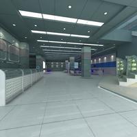 Office 101 3D Model