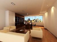 Office 104 3D Model