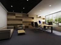 Office 105 3D Model