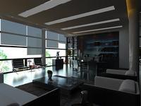 Office 107 3D Model
