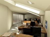 Office 111 3D Model