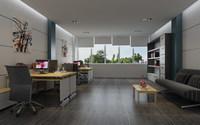Office 112 3D Model