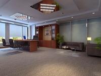 Office 150 3D Model