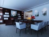 Office 154 3D Model