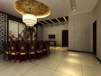 Private Room 009 3D Model