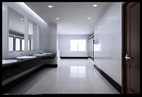 Public Toilet 003 3D Model