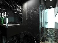 Public Toilet 014 3D Model