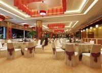 Restaurant 092 3D Model