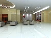 Reception Space 011 3D Model