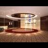 Reception Space 015 3D Model