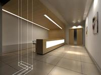 Reception Space 018 3D Model