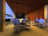 Reception Space 029 3D Model