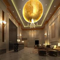 Reception Space 031 3D Model