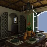 Restaurant 016 3D Model