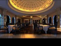 Restaurant 020 3D Model
