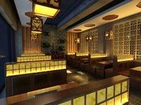 Restaurant 021 3D Model