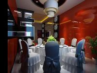 Restaurant 023 3D Model