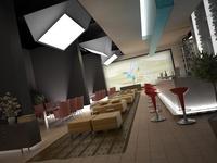 Restaurant 029 3D Model